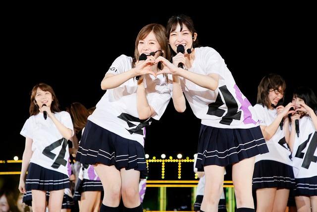 【盛り上がり曲】乃木坂46のライブ盛り上がり定番曲10曲「コール満載!」