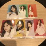 7th Anniversaryを徹底解説「どういったポーズ・カットがあるの?」乃木坂46 生写真