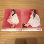 【紫・桃の相場価格】乃木坂46-生写真 7th Anniversary「レートの参考にも!」