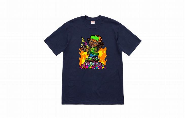 【購入レビュー】Supreme Molotov Kid Tee 2019SS
