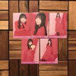 【開封レビュー】乃木坂46 個別生写真「バレンタイン2019を買ってみた!」レビュー