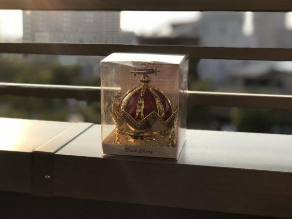 【購入レビュー】Supreme Crown Air Freshener 2019SS「どんな匂いなの?」