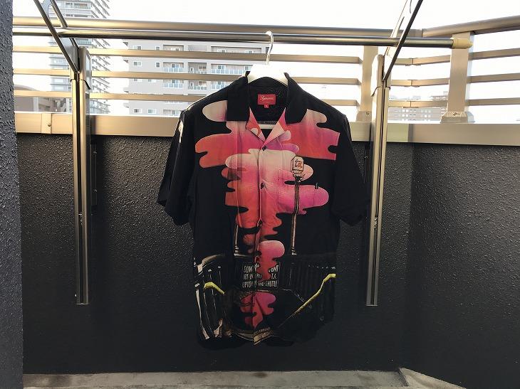 【レーヨンシャツ】Supremeのサイズ感を徹底解説します【Rayon Shirt】