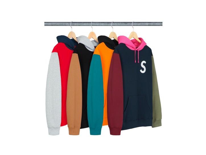 """【購入レビュー】Supreme Sロゴパーカー """"S Logo Hooded Sweatshirt"""" 2019SS"""