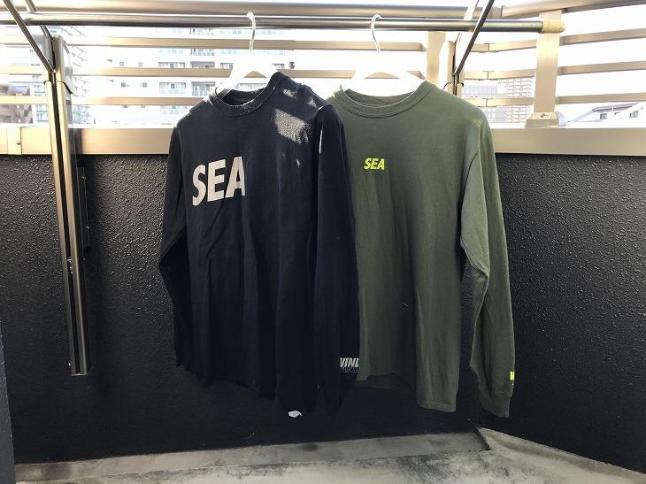 【WIND AND SEA】ロンTのサイズ感「熊谷隆志が手掛ける大注目ブランドを徹底解説します!」レビュー