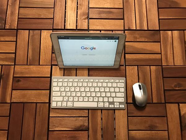 【iPad OS】BluetoothマウスとキーボードでiPadをパソコン化してみた「同時接続は可能なの?」エレコム・Anker