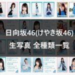 【2020年5月更新】日向坂46-生写真 全種類一覧「画像付き」