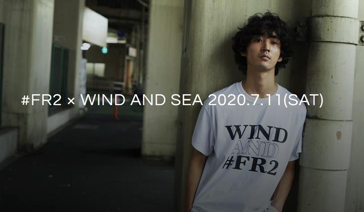 WIND AND SEA(ウィンダンシー) 2020年7月11日 発売アイテム一覧