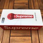 【購入レビュー】Supreme×Shure SM58® Vocal Microphone